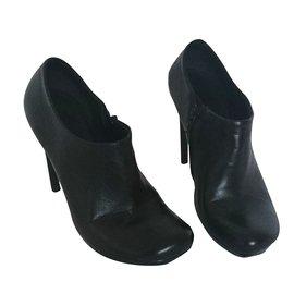 Balenciaga-Bottines-Noir