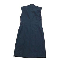 Hermès-Dress-Blue