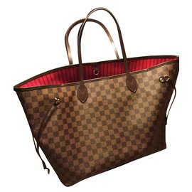 Louis Vuitton-GM-Brown