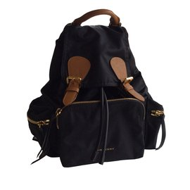 Burberry-Backpack-Black