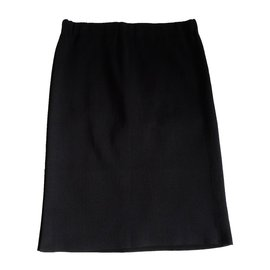 Céline-Skirt-Black,Blue