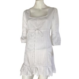 Ichi-Dress-White