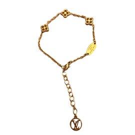 Louis Vuitton-Bracelet Flower Full-Doré