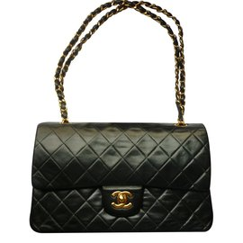 Chanel-Timeless classic model-Black