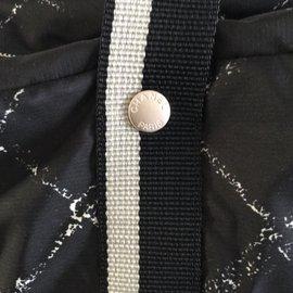Chanel-Sac weekend-Noir