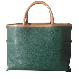 Chloé-Handbag-Green