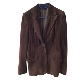 Gucci-Veste-Marron