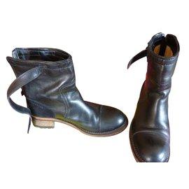 Occasion - Boots en cuirLouis Felix mqcJm1