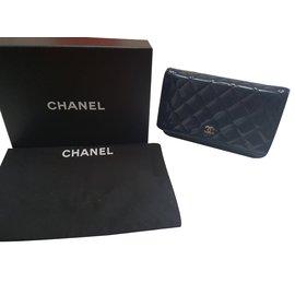 Chanel-Handbag-Blue