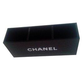 Chanel-Boite make up-Noir
