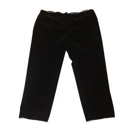 Alexander Mcqueen-Pants-Black