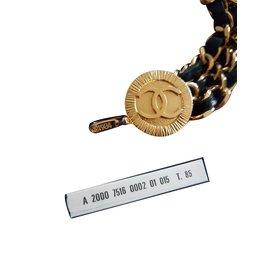 Chanel-Sautoir-Doré