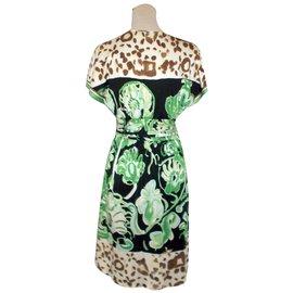 Emilio Pucci-Dress-Green