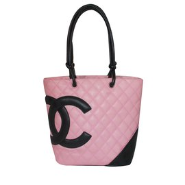 Chanel-Cambon-Noir,Rose
