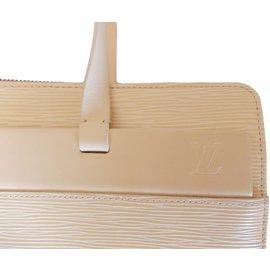 Louis Vuitton-Croisette-Beige,Jaune