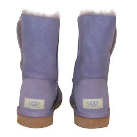 Ugg-Bottes-Violet