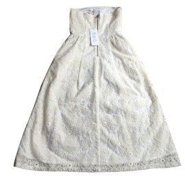 Sea New York-Dress-White