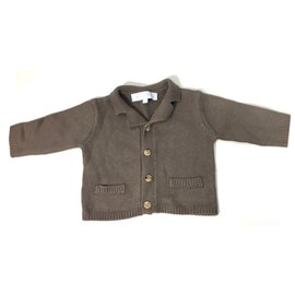 Tartine et Chocolat-cardigan-Light brown