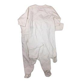 Baby Dior-Satz von 2 Schlafanzug-Weiß
