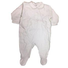 Baby Dior-Schlafanzug 6 Monate-Weiß