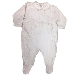 Baby Dior-Body 6 mois-Blanc