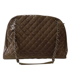Chanel-Chanel Mademoiselle Tote Bage-Grey