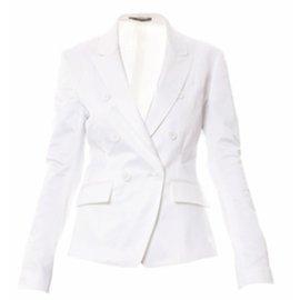 Calvin Klein-Veste-Blanc