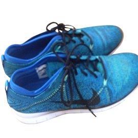 Nike-Nike free flyknit-Multicolore