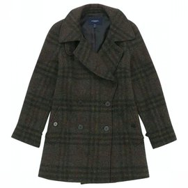 Burberry-Coat-Brown