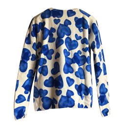 Eric Bompard-Sweater-Blue
