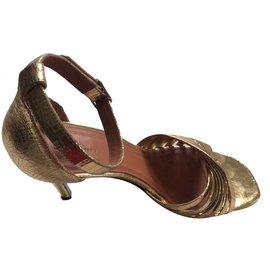 Céline-Heels-Golden