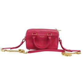 Yves Saint Laurent-YSL TOoy Duffle-Rose
