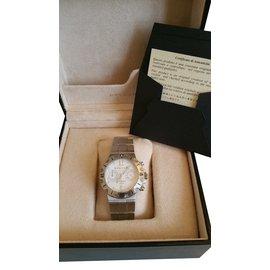 Bulgari-Automatic watch-Silvery