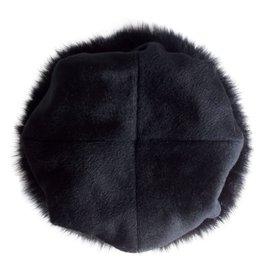 Autre Marque-Hat-Black