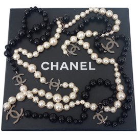 Chanel-Long necklace-Multiple colors