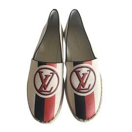 Louis Vuitton-Espadrilles-Multicolore
