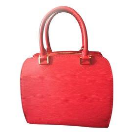Louis Vuitton-PONT NEUF-Rouge