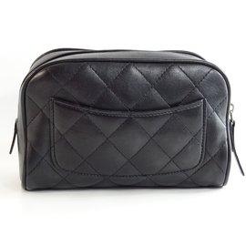 Chanel-Trousse Chanel-Noir