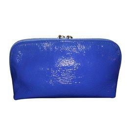 Yves Saint Laurent-Pochette-Bleu