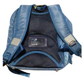Paul Smith-Sac à dos-Bleu