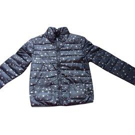 Ikks-Girl Coatsouterwear-Grey