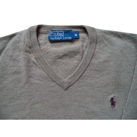 Ralph Lauren-Sweater-Beige