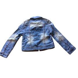 Levi's-Boy Coat Outerwear-Blue