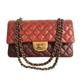 Chanel-Chanel Timeless 25 tricolor-Multicolore