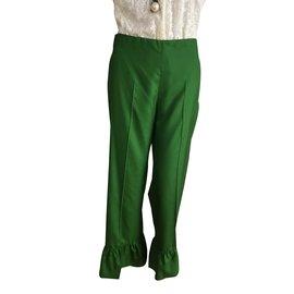 Gucci-Pantalon-Vert