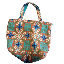 Antik Batik-Bag-Blue