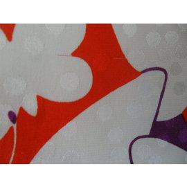 Balenciaga-Carré en soie, balenciaga-Rouge