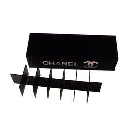 Chanel-Boite de rangement-Noir