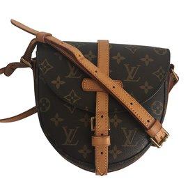 Louis Vuitton-Chantilly PM Monogram-Marron