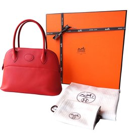 bb4d5586ae7c ... coupon code for hermès bolide 27 red 1f211 0e6d2 ...